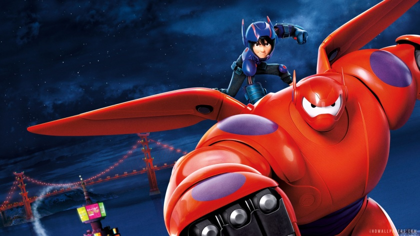Big-Hero-6-Movie-Hiro-and-Baymax-HD-Wallpaper